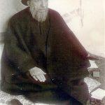 آیتالله سید محسن حکیم در منزل شخصی