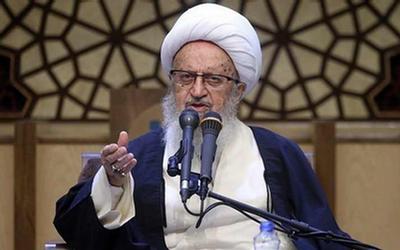 واکنش صریح آیتالله مکارم به سخنان رحیمپور ازغدی در نمازجمعه تهران