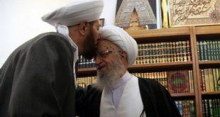 مفتی اعظم سوریه به دیدار مراجع و علمای قم رفت