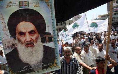 سیاستورزی مرجعیت نجف در اعتراضات اخیر عراق؛ چگونگی و چرایی