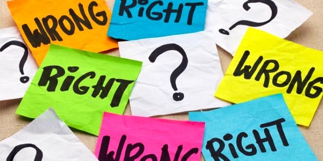 مهم ترین تفاوت فقه و اخلاق، تشکیکی بودن گزارههای اخلاقی است