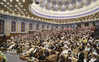 20 تصویر از کنگره بینالمللی نقش شیعه در پیدایش و گسترش علوم اسلامی