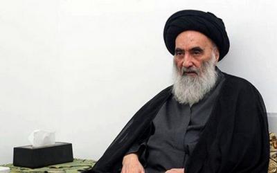 پیام رهبر انقلاب و مراجع در پی عارضه جسمانی آیتالله سیستانی