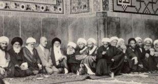 اتحاد روحانیت در واقعه مسجد گوهرشاد