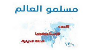 انتشار کتاب «مسلمانان جهان» از سوی مرکز مبارزه با افراط گرایی در الازهر