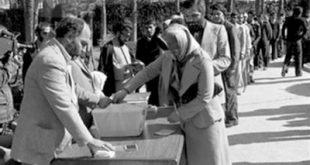 مرجعیت و حق رأی زنان