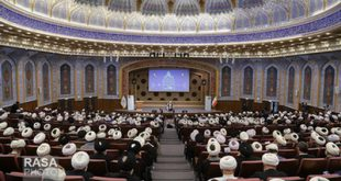 بیستمین اجلاسیه اساتید سطوح عالی و خارج حوزه علمیه در قاب تصویر