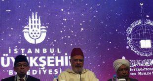 احمد الریسونی «رئیس اتحادیه جهانی علمای مسلمان» شد