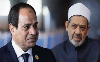 سفر شیخ الازهر به خارج از مصر بدون اجازه رئیسجمهور ممنوع