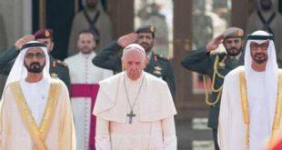 نخستین سفر پاپ به امارات و عربستان در میان انتقادات بر سر جنگ یمن