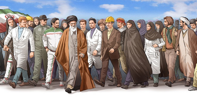 بیانیه «گام دوم انقلاب» خطاب به ملت ایران/ آغاز فصل جدید جمهوری اسلامی