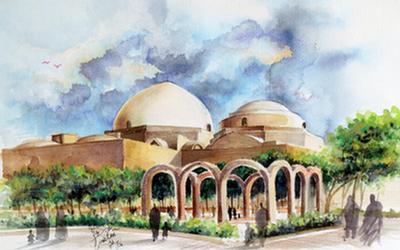 مسجد طراز، سکوی استقرار تمدن نوین اسلامی/ علی حجازیان