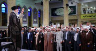 حاشیهنگاری مهدی رضایی از دیدار رمضانی با رهبر انقلاب