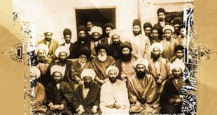 پیشگفتار استاد پارسانیا بر کتاب تکوین نهاد مرجعیت تقلید شیعه