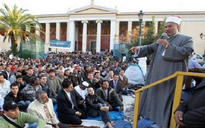 انتقاد مسلمانان از نحوه انتخاب مفتی در یونان