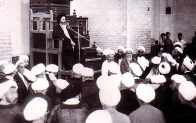 از نجف تا قم، آیتالله سید محمد حسینی شاهرودی به روایت تصویر