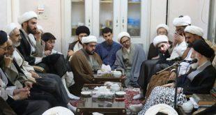 جلسات علمی آیتالله شبیری زنجانی در مشهد