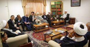 اعلام آمادگی آیات عظام سبحانی و علویگرگانی برای کمک به تدوین الگوی اسلامی ایرانی پیشرفت