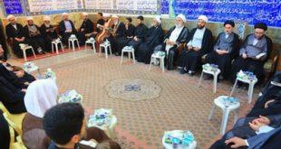 تصاویر انتخابی «اجتهاد» از مراسم بزرگداشت علامه سیدجعفر مرتضی در قم، مشهد و نجف