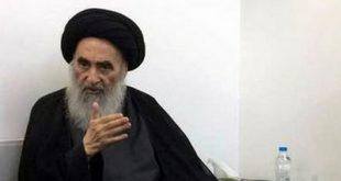 بیانیه مهم آیتالله سیستانی/ حمله وحشیانه منجر به شهادت قهرمانان نبردهای پیروزی بر داعش شد
