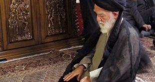 پیکر مرحوم آیتالله موسوی خلخالی در مشهد تشییع میشود