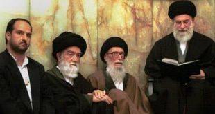 موسوی خلخالی + رهبری