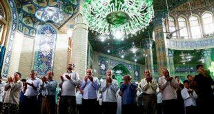 لغو نمازجماعت در مساجد منوط به تشخیص امام جماعت و هیأت امنا است