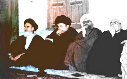 نامه خواندنی و تأمل برانگیز شهید صدر به امام(ره)