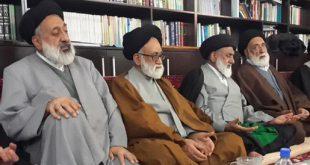 استاد سید محمدحسن طباطبایی در آینه تصاویر