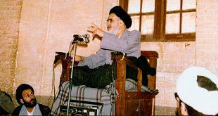 شیوه درس خارج امام خمینی به روایت یکی از شاگردان