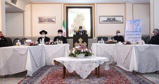 قدردانی استاد حوزه علمیه مشهد از اقدام رهبران ادیان الهی در ایران