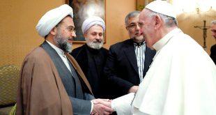 نامه استاد ابوالقاسم علیدوست به رهبر کاتولیکهای جهان