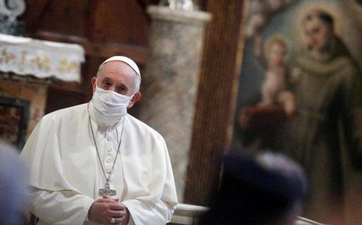 نامهنگاریهای حوزویان به پاپ!