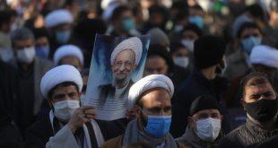 فیلم و تصاویر/ مراسم وداع و تشییع پیکر علامه مصباح یزدی