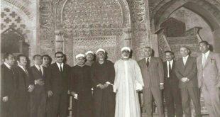 گزارشی از نخستین سفر علمای الازهر به ایران در پنجاه سال پیش