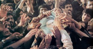 فیلم کمتردیده شده از تشییع پیکر امام خمینی(ره)