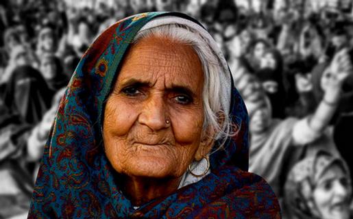 درباره «ددی بلقیس» زن ِسال ۲۰۲۱ جهان اسلام و صدای مسلمانان هند