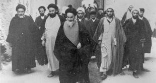 گزارشی خواندنی از ورود امام خمینی به عراق
