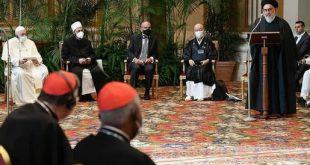 گردهمایی زیستمحیطی رهبران ادیان جهان در واتیکان