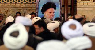 بزرگداشت مرجع فقید آیتالله موسوی اردبیلی در مشهد