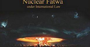 انتشار کتاب فتوای هستهای رهبر انقلاب از منظر حقوق بینالملل در آمریکا