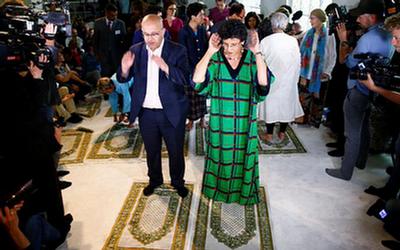 آیا مسجد لیبرال برلین به فعالیت خود ادامه خواهد داد؟