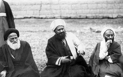 آیتالله شیخ عبدالکریم حائری یزدی در آیینه تصاویر