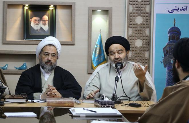نشست حوزه و بایستههای دیپلماسی مذهبی