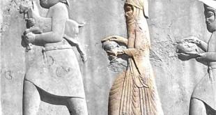 حجاب و پوشش بانوان در ایران باستان