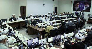 اجلاسیه ستاد استهلال مناطق قومی کشور