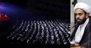 کنسرتها در شهر مشهد باید متناسب با هویت زیارتی آن باشد